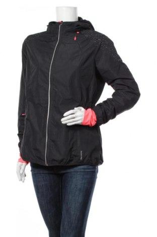 Дамско спортно яке Active By Tchibo, Размер M, Цвят Черен, Полиестер, Цена 35,28лв.