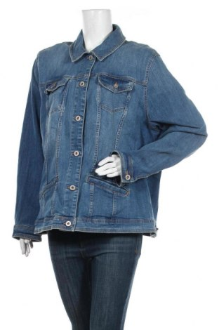 Dámská bunda  C&A, Velikost XXL, Barva Modrá, 98% bavlna, 2% elastan, Cena  556,00Kč