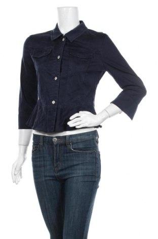 Dámská bunda  Comma,, Velikost S, Barva Modrá, 90% lyocell, 37% bavlna, 3% elastan, Cena  287,00Kč