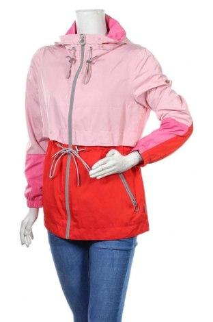 Γυναικείο μπουφάν Tom Tailor, Μέγεθος L, Χρώμα Ρόζ , Πολυεστέρας, Τιμή 41,81€
