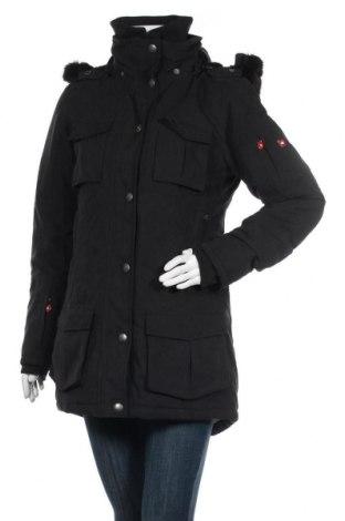 Γυναικείο μπουφάν Wellensteyn, Μέγεθος S, Χρώμα Μαύρο, 90% πολυεστέρας, 10% πολυαμίδη, Τιμή 100,26€