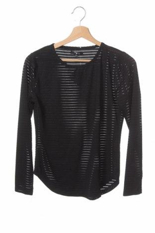 Детска блуза, Размер 12-13y/ 158-164 см, Цвят Черен, Цена 4,73лв.
