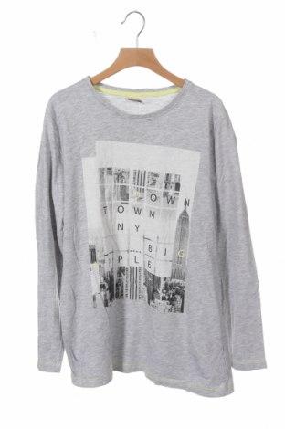 Παιδική μπλούζα, Μέγεθος 12-13y/ 158-164 εκ., Χρώμα Γκρί, Βαμβάκι, Τιμή 5,84€