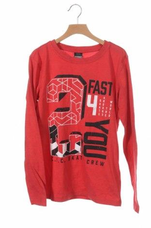 Παιδική μπλούζα, Μέγεθος 12-13y/ 158-164 εκ., Χρώμα Κόκκινο, Βαμβάκι, Τιμή 7,27€