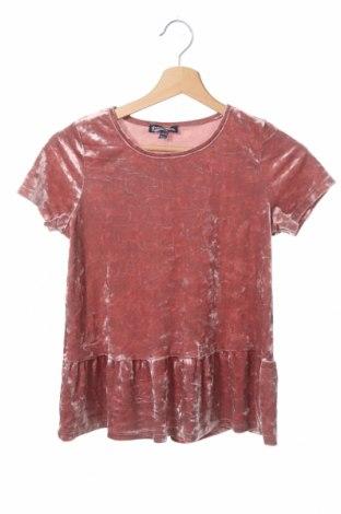 Παιδική μπλούζα, Μέγεθος 12-13y/ 158-164 εκ., Χρώμα Σάπιο μήλο, 92% πολυεστέρας, 8% ελαστάνη, Τιμή 7,27€