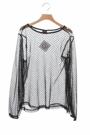Детска блуза Buffalo, Размер 13-14y/ 164-168 см, Цвят Черен, Цена 12,50лв.