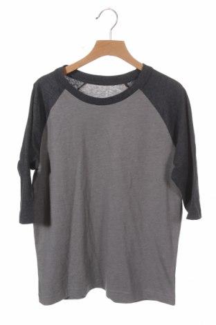 Παιδική μπλούζα Elevate, Μέγεθος 10-11y/ 146-152 εκ., Χρώμα Γκρί, 50% βαμβάκι, 50% πολυεστέρας, Τιμή 6,62€