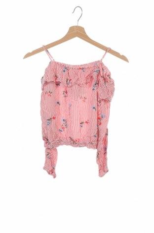 Παιδική μπλούζα H&M, Μέγεθος 11-12y/ 152-158 εκ., Χρώμα Πολύχρωμο, Βισκόζη, Τιμή 6,62€