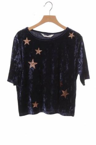 Παιδική μπλούζα H&M, Μέγεθος 12-13y/ 158-164 εκ., Χρώμα Μπλέ, Τιμή 5,06€