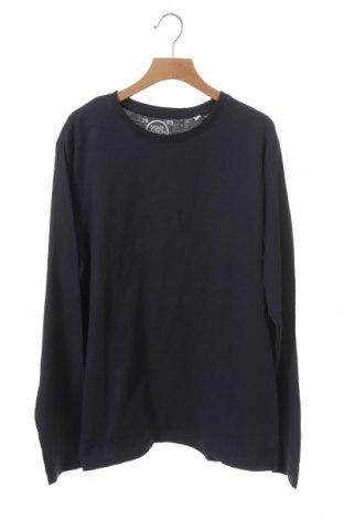 Детска блуза, Размер 15-18y/ 170-176 см, Цвят Син, Цена 4,73лв.