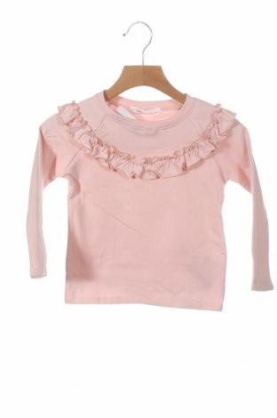 Детска блуза Little Celebs, Размер 18-24m/ 86-98 см, Цвят Розов, 96% памук, 4% еластан, Цена 34,30лв.