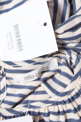 Детска блуза Little Celebs, Размер 18-24m/ 86-98 см, Цвят Син, 55% памук, 41% полиестер, 4% еластан, Цена 9,31лв.