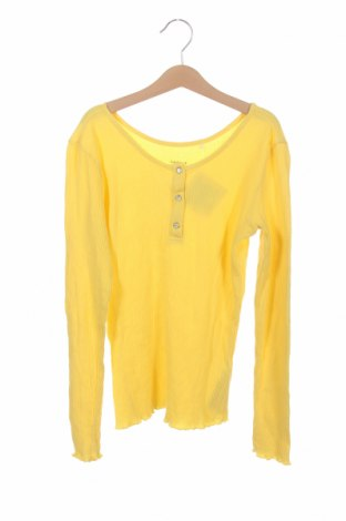 Παιδική μπλούζα Name It, Μέγεθος 10-11y/ 146-152 εκ., Χρώμα Κίτρινο, 95% βαμβάκι, 5% ελαστάνη, Τιμή 5,84€