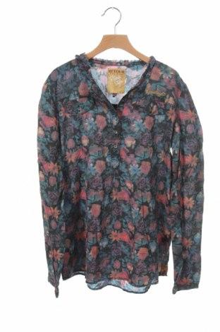 Детска блуза Retour Jeans, Размер 15-18y/ 170-176 см, Цвят Многоцветен, Вискоза, Цена 4,99лв.