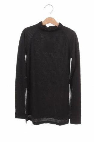 Детска блуза Trespass, Размер 8-9y/ 134-140 см, Цвят Черен, Полиестер, Цена 11,00лв.