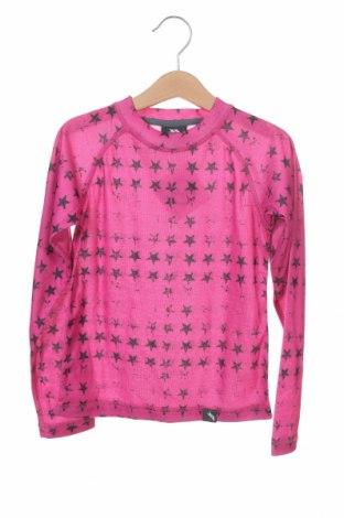 Детска блуза Trespass, Размер 4-5y/ 110-116 см, Цвят Розов, Полиестер, Цена 9,66лв.