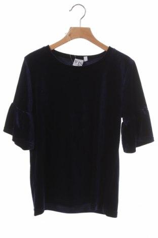 Παιδική μπλούζα Vrs, Μέγεθος 13-14y/ 164-168 εκ., Χρώμα Μπλέ, 95% πολυεστέρας, 5% ελαστάνη, Τιμή 5,45€