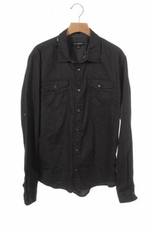 Παιδικό πουκάμισο Charles Vogele, Μέγεθος 12-13y/ 158-164 εκ., Χρώμα Γκρί, 55% βαμβάκι, 45% πολυεστέρας, Τιμή 5,45€