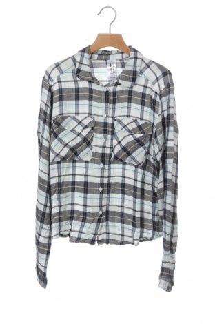 Παιδικό πουκάμισο Here+There, Μέγεθος 12-13y/ 158-164 εκ., Χρώμα Πολύχρωμο, Βισκόζη, Τιμή 6,23€