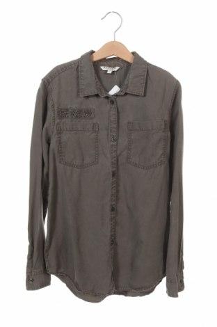 Παιδικό πουκάμισο Review, Μέγεθος 11-12y/ 152-158 εκ., Χρώμα Πράσινο, 100% lyocell, Τιμή 7,01€
