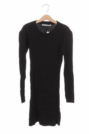 Παιδικό φόρεμα, Μέγεθος 11-12y/ 152-158 εκ., Χρώμα Μαύρο, 60% πολυαμίδη, 40% βισκόζη, Τιμή 9,74€