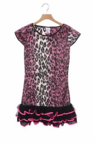 Παιδικό φόρεμα, Μέγεθος 10-11y/ 146-152 εκ., Χρώμα Πολύχρωμο, 80%ακρυλικό, 20% πολυεστέρας, Τιμή 4,68€