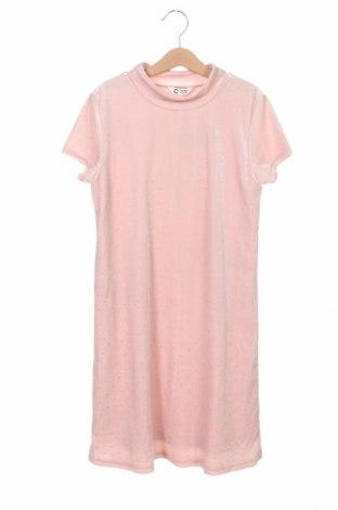 Παιδικό φόρεμα Cubus, Μέγεθος 10-11y/ 146-152 εκ., Χρώμα Ρόζ , 95% πολυεστέρας, 5% ελαστάνη, Τιμή 11,43€