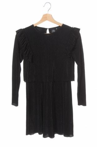 Παιδικό φόρεμα Petit, Μέγεθος 9-10y/ 140-146 εκ., Χρώμα Μαύρο, Πολυεστέρας, Τιμή 19,74€
