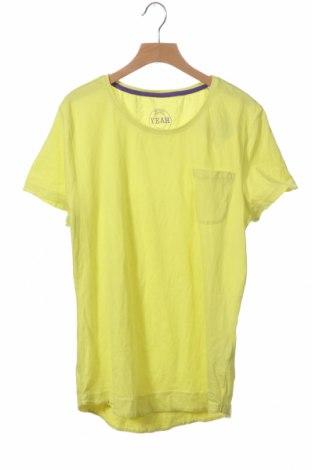 Tricou pentru copii Tom Tailor, Mărime 15-18y/ 170-176 cm, Culoare Verde, Bumbac, Preț 50,33 Lei