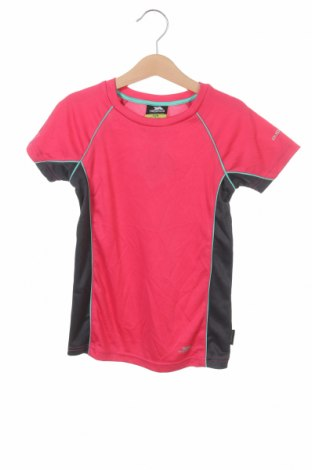 Детска тениска Trespass, Размер 4-5y/ 110-116 см, Цвят Розов, Полиестер, Цена 8,50лв.
