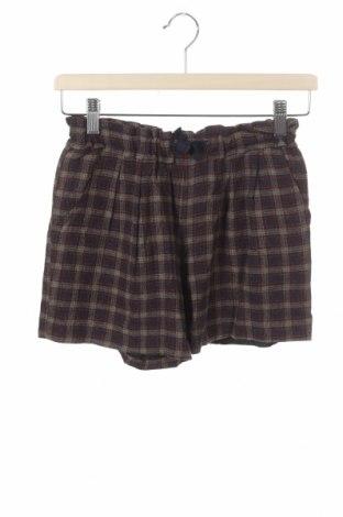 Dětské krátké kalhoty  Zara, Velikost 13-14y/ 164-168 cm, Barva Vícebarevné, 70% viskóza, 30% vlna, Cena  124,00Kč