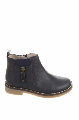 Детски обувки Kickers, Размер 28, Цвят Син, Естествена кожа, Цена 89,25лв.