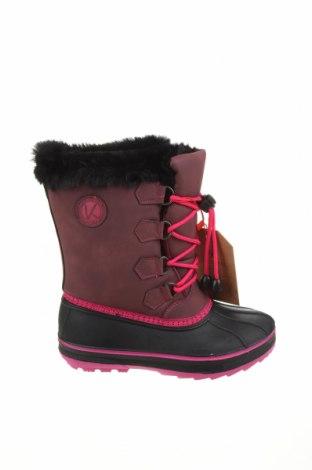 Dětské boty  Kimberfeel, Velikost 33, Barva Růžová, Eko kůže, Cena  906,00Kč