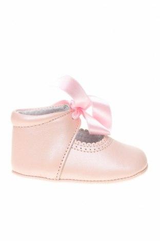 Παιδικά παπούτσια Lola Palacios, Μέγεθος 16, Χρώμα Ρόζ , Γνήσιο δέρμα, Τιμή 5,47€