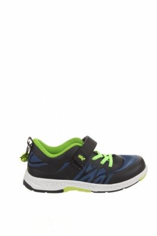Dětské boty  Lurchi, Velikost 33, Barva Černá, Eko kůže, textile , Cena  761,00Kč
