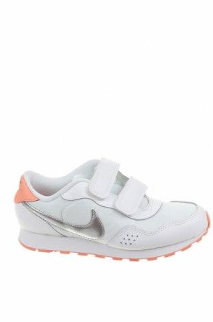 Încălțăminte pentru copii Nike, Mărime 32, Culoare Alb, Textil, piele naturală, Preț 233,06 Lei