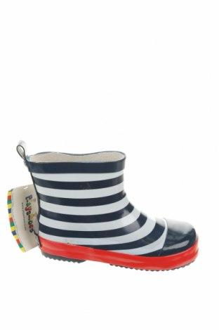 Детски обувки Playshoes, Размер 27, Цвят Син, Полиуретан, Цена 51,00лв.