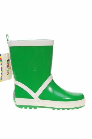 Детски обувки Playshoes, Размер 30, Цвят Зелен, Полиуретан, Цена 59,25лв.