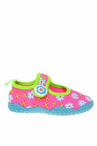 Детски обувки Playshoes, Размер 22, Цвят Розов, Текстил, Цена 30,02лв.