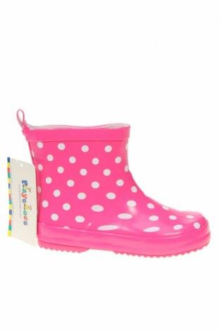Детски обувки Playshoes, Размер 25, Цвят Розов, Полиуретан, Цена 59,25лв.