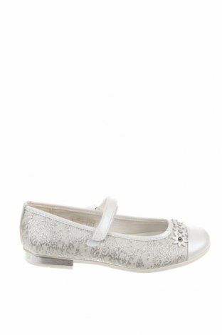 Детски обувки Primigi, Размер 34, Цвят Бял, Текстил, естествена кожа, Цена 40,05лв.