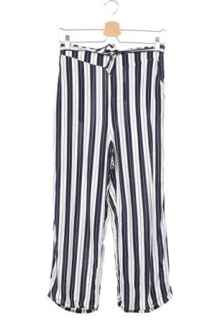 Детски панталон H&M, Размер 14-15y/ 168-170 см, Цвят Син, 100% вискоза, Цена 5,78лв.
