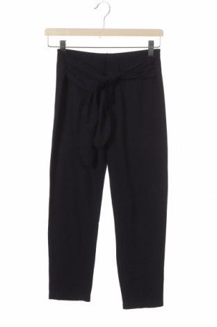 Dětské kalhoty  Zara, Velikost 11-12y/ 152-158 cm, Barva Modrá, 76% viskóza, 22% polyester, 2% elastan, Cena  147,00Kč