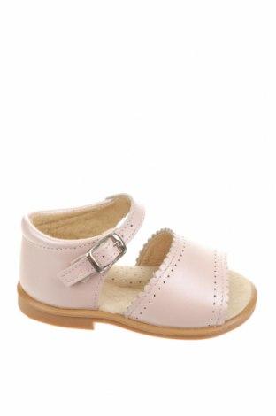 Детски сандали Lola Palacios, Размер 19, Цвят Розов, Естествена кожа, Цена 19,75лв.