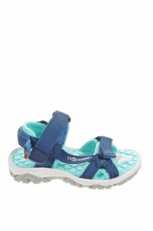 Παιδικά σανδάλια Trollkids, Μέγεθος 26, Χρώμα Μπλέ, Κλωστοϋφαντουργικά προϊόντα, Τιμή 17,71€