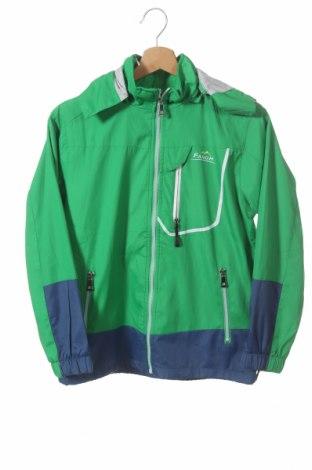 Детско спортно яке, Размер 15-18y/ 170-176 см, Цвят Зелен, Цена 9,19лв.