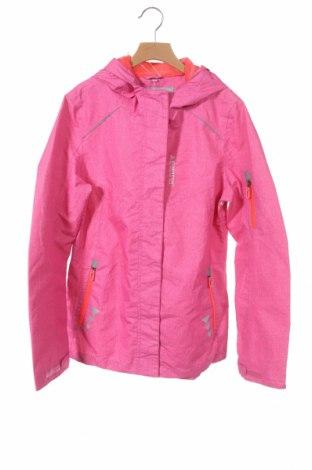 Παιδικό αθλητικό μπουφάν Raintex, Μέγεθος 15-18y/ 170-176 εκ., Χρώμα Ρόζ , Πολυεστέρας, Τιμή 7,05€