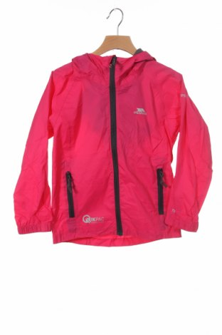Детско спортно яке Trespass, Размер 4-5y/ 110-116 см, Цвят Розов, Полиамид, Цена 29,40лв.