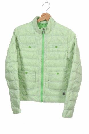 Детско яке Add, Размер 14-15y/ 168-170 см, Цвят Зелен, Полиамид, пух и пера, Цена 32,64лв.