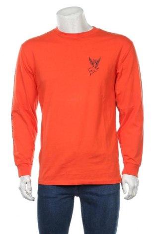 Pánské tričko  Brixton, Velikost M, Barva Oranžová, Bavlna, Cena  533,00Kč